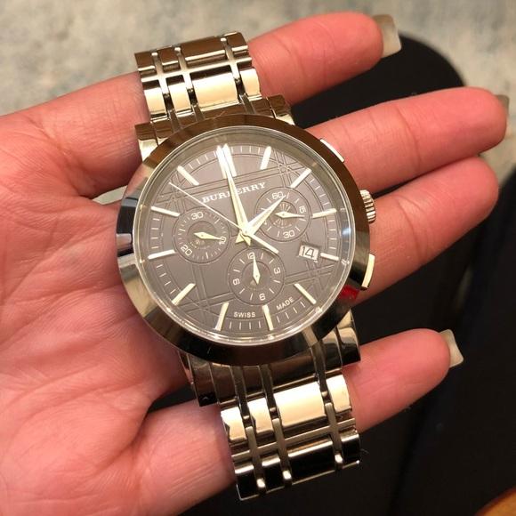 29332ffd9e3 Men's Burberry watch. M_5a3dff7a331627f7bf0440f8